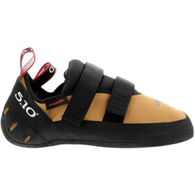 adidas Five Ten Anasazi VCS Climbing Shoes golden tan